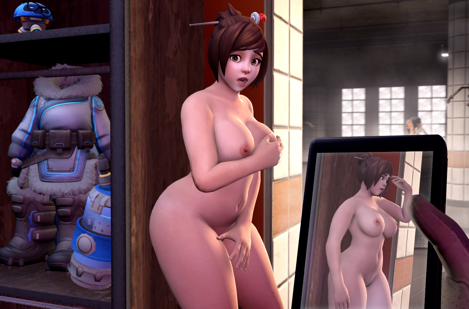 Are yu star mei gallery porn really