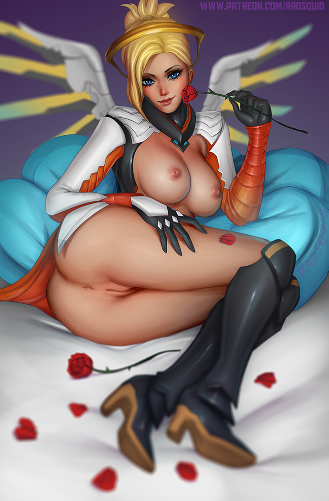 Sexy and Cute Mercy