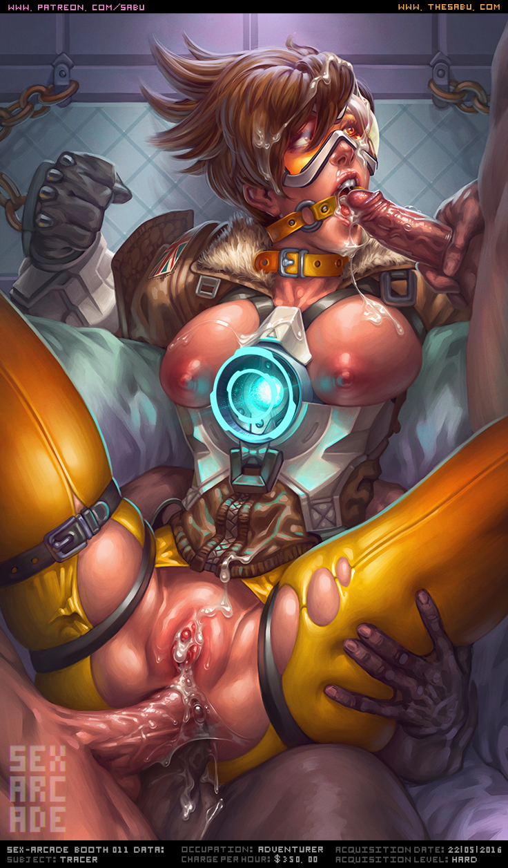 Tracer Overwatch Photos - Overwatch Hentai-6126