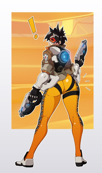 Tracer round ass