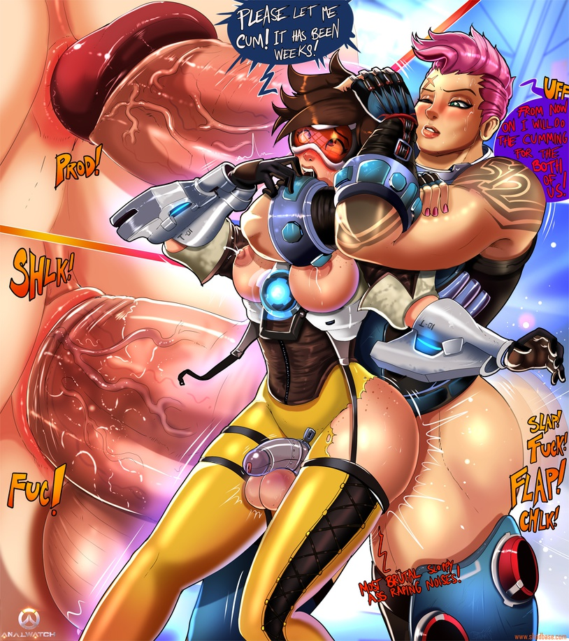 overwatch comic porn