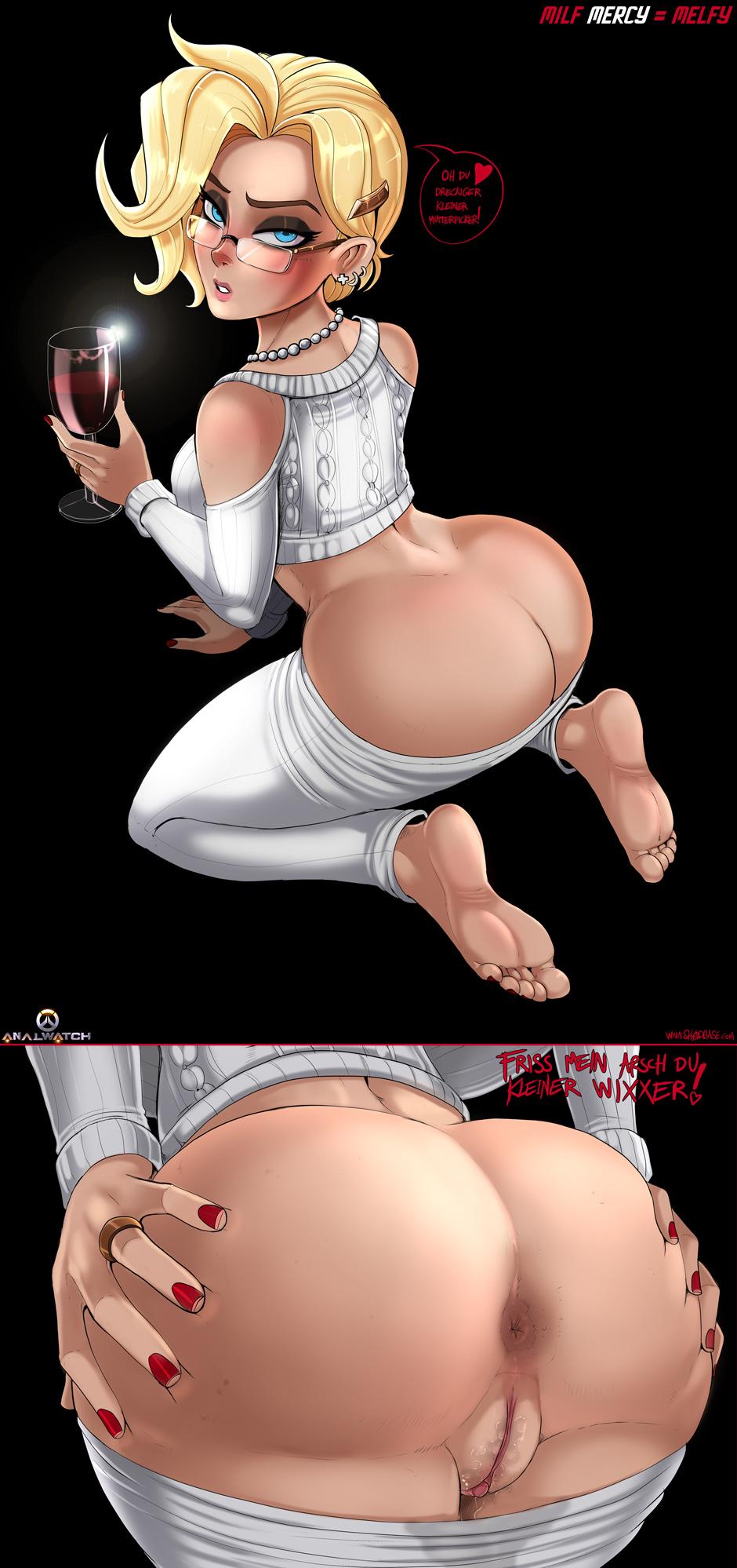 sexy mercy overwatch