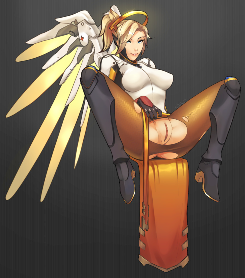 sexy mercy showing her pussy