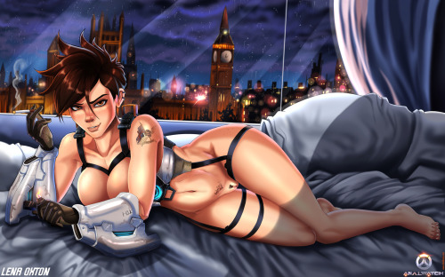 sexy tracer