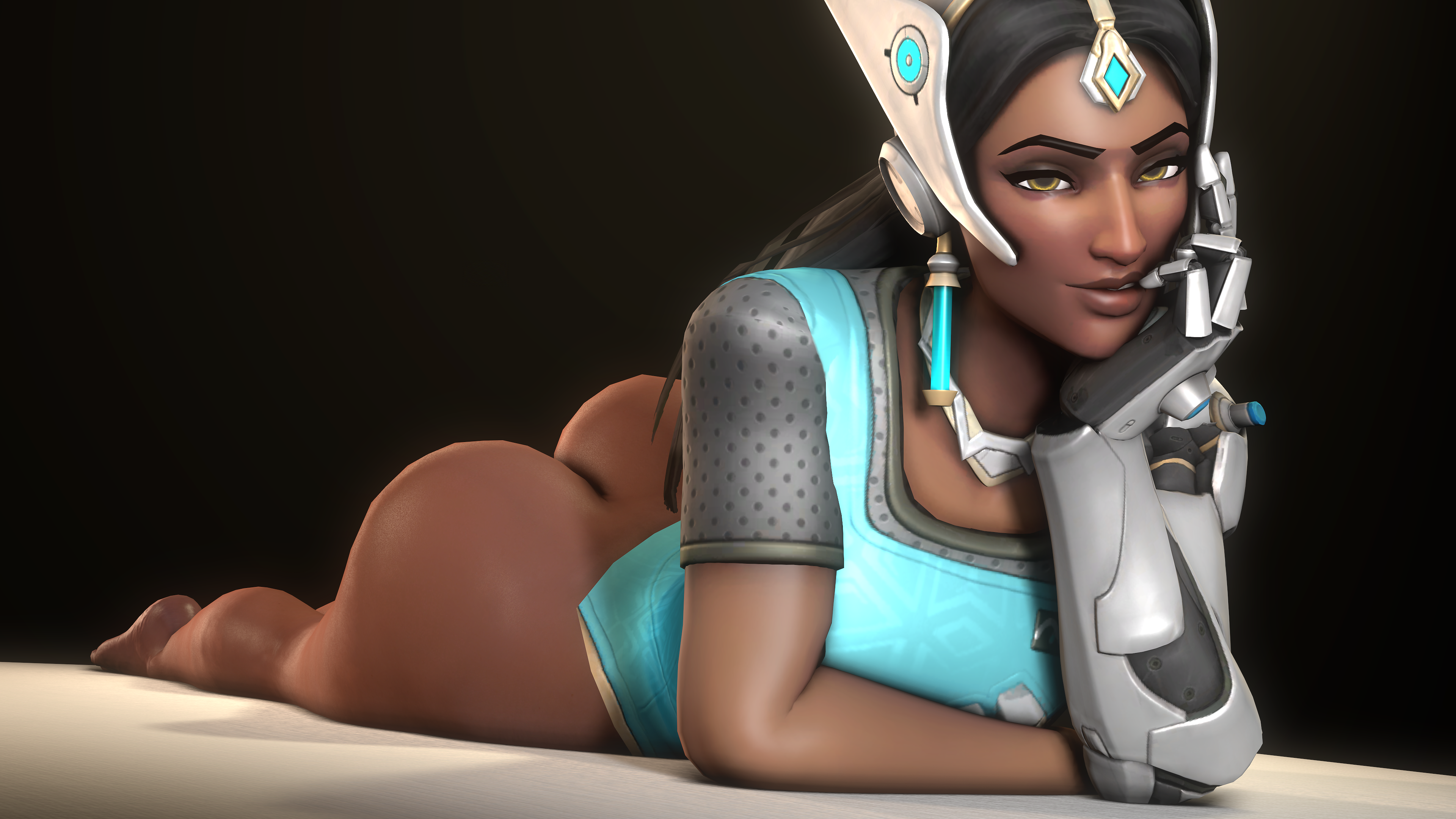 symmetra big ass