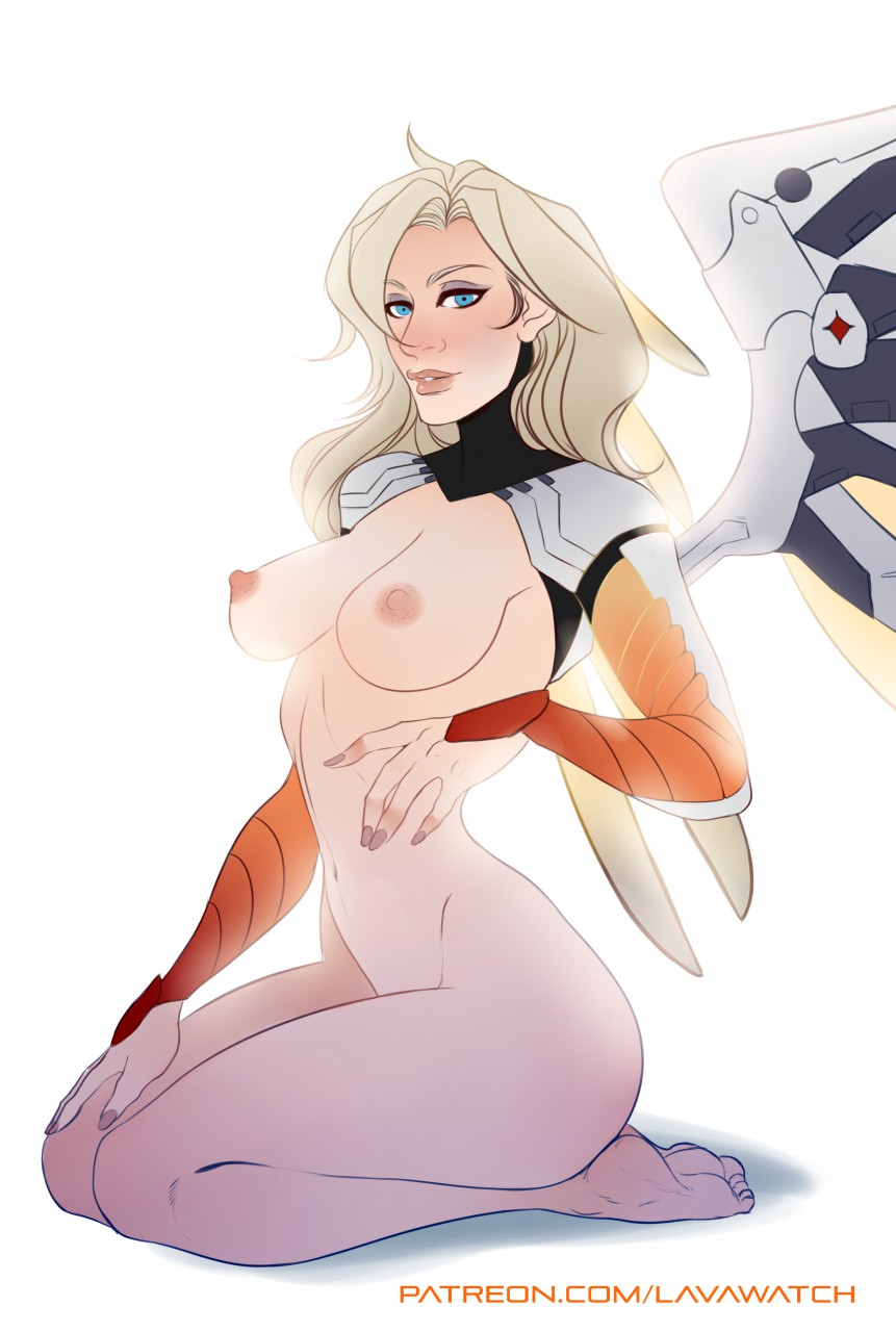 Beautiful Busty Mercy