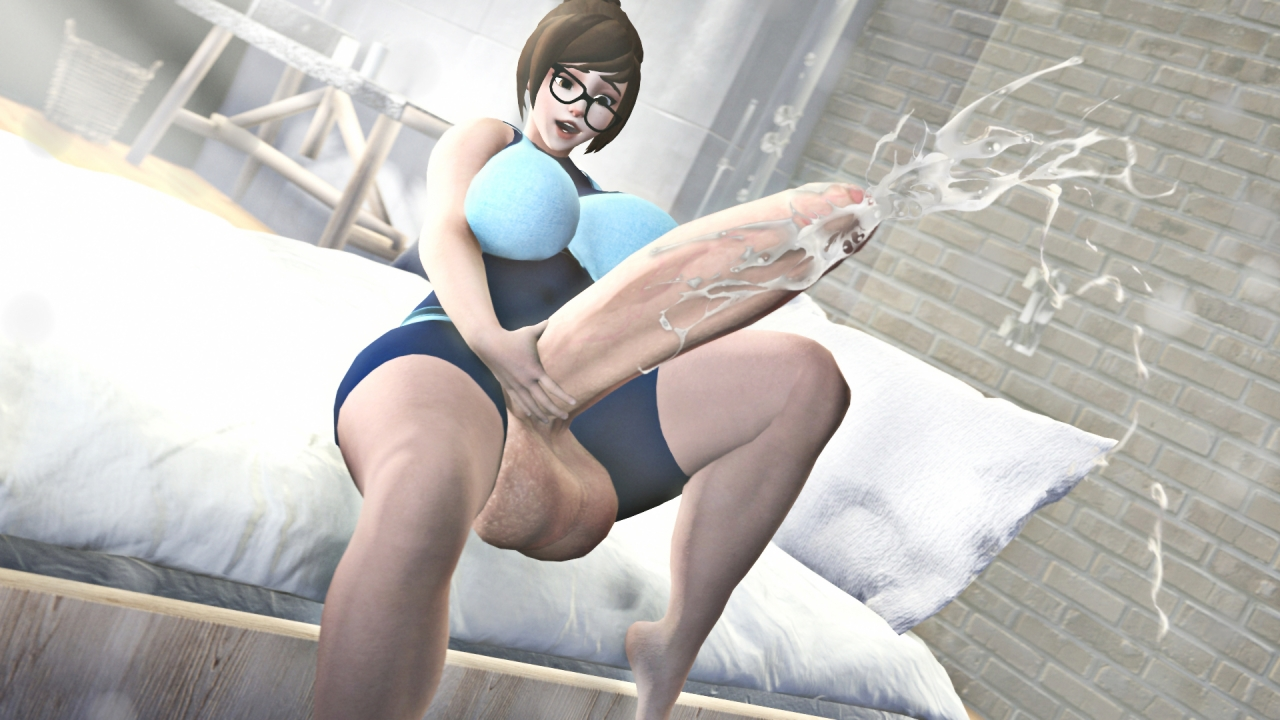 Big Dick Mei Futanari