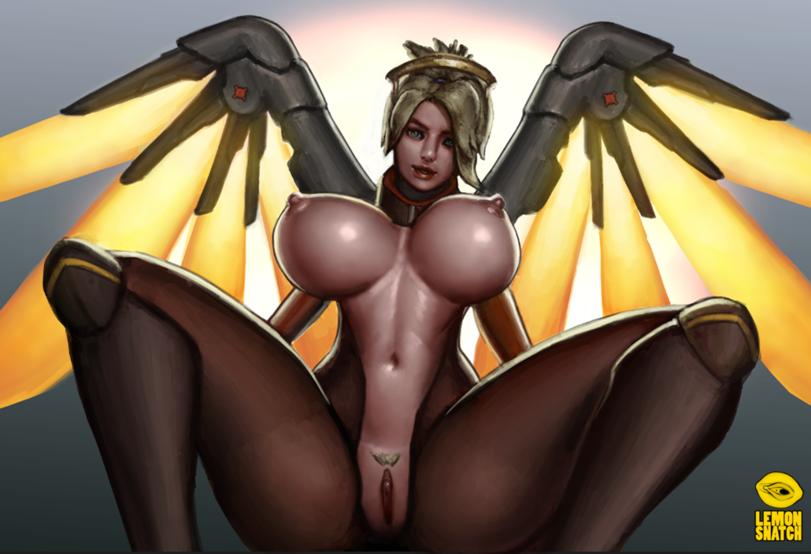 Big Tits Mercy
