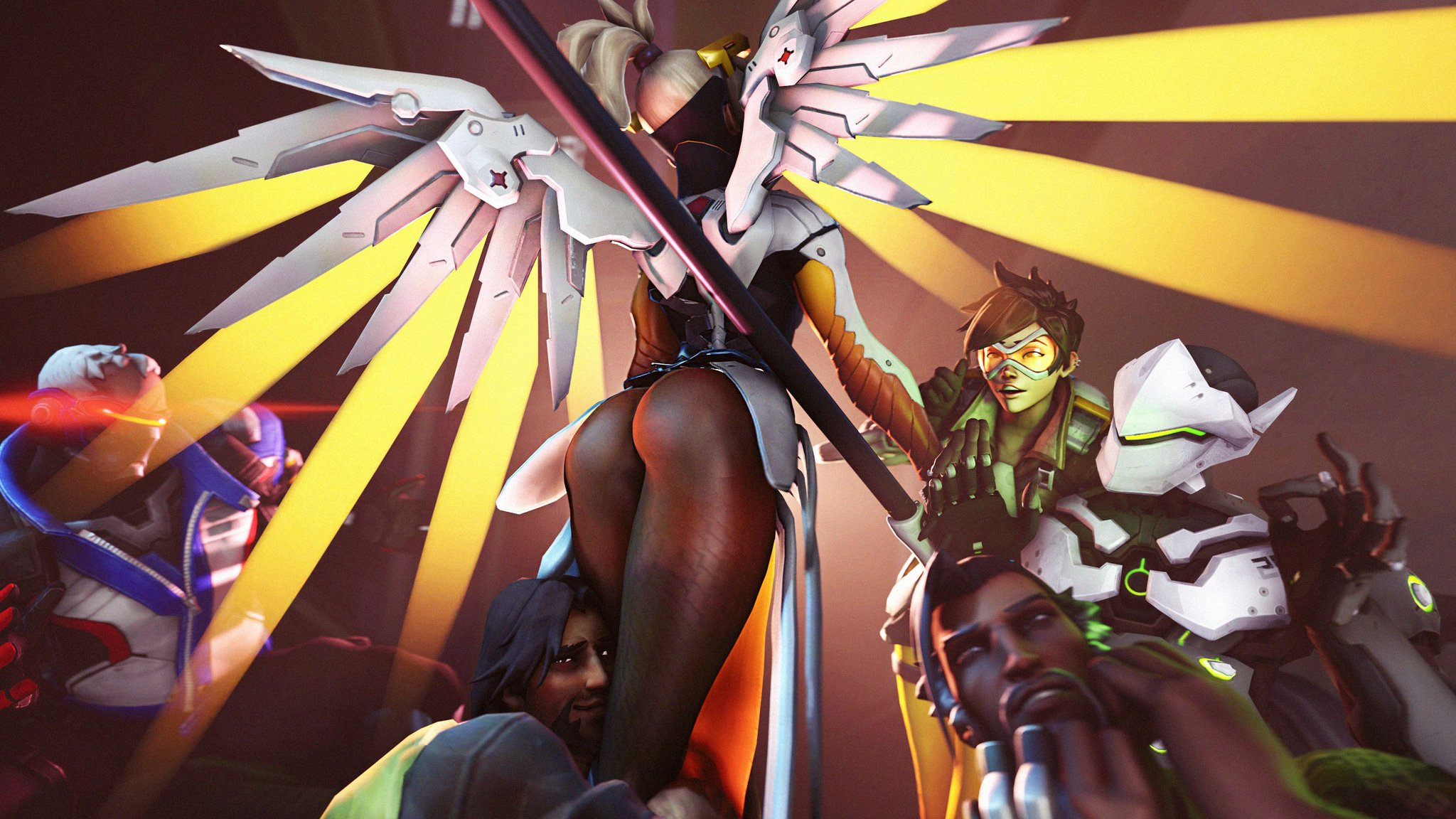 Holy Ass Mercy