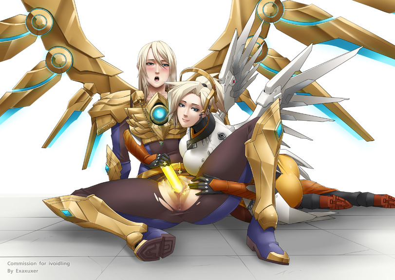 Kayle and Mercy