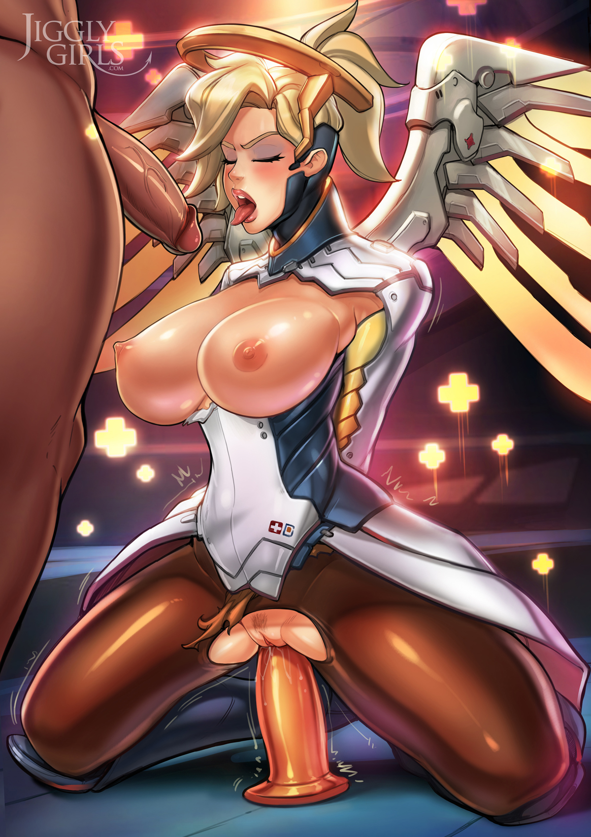 Mercy Blowjob