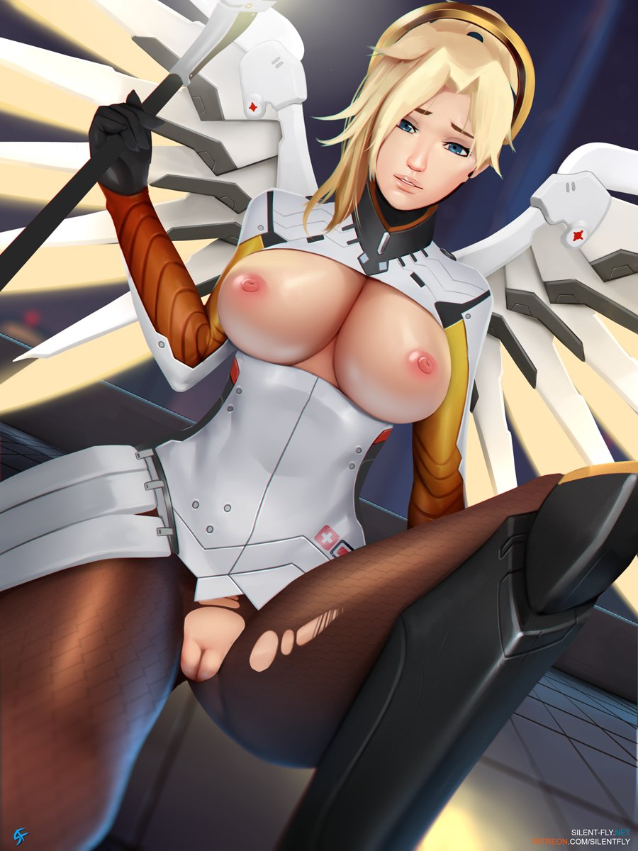 Mercy Overwatch Hentai
