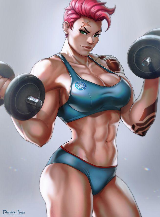 Muscle Zarya