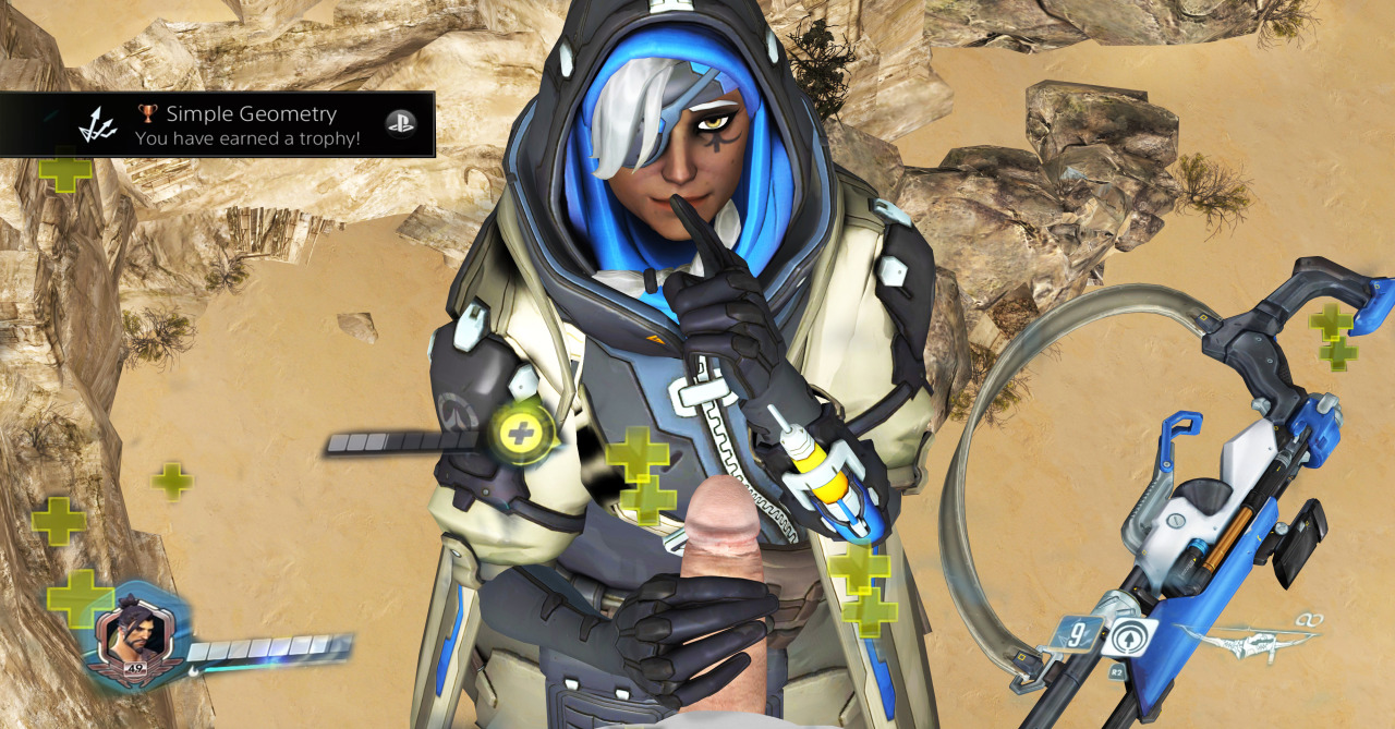 Older Ana Amari Blowjob