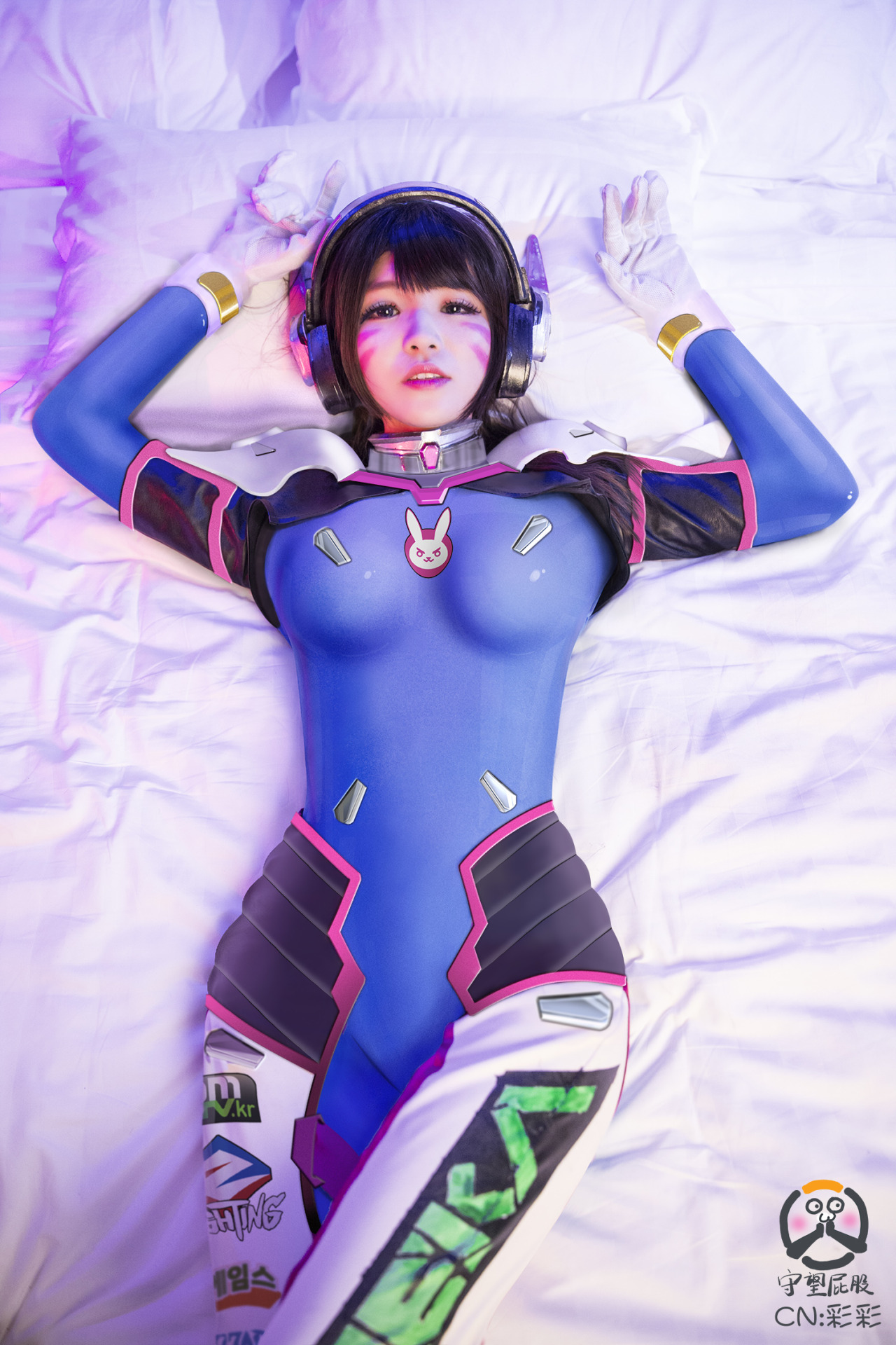 Overwatch Porn D.Va Cosplay