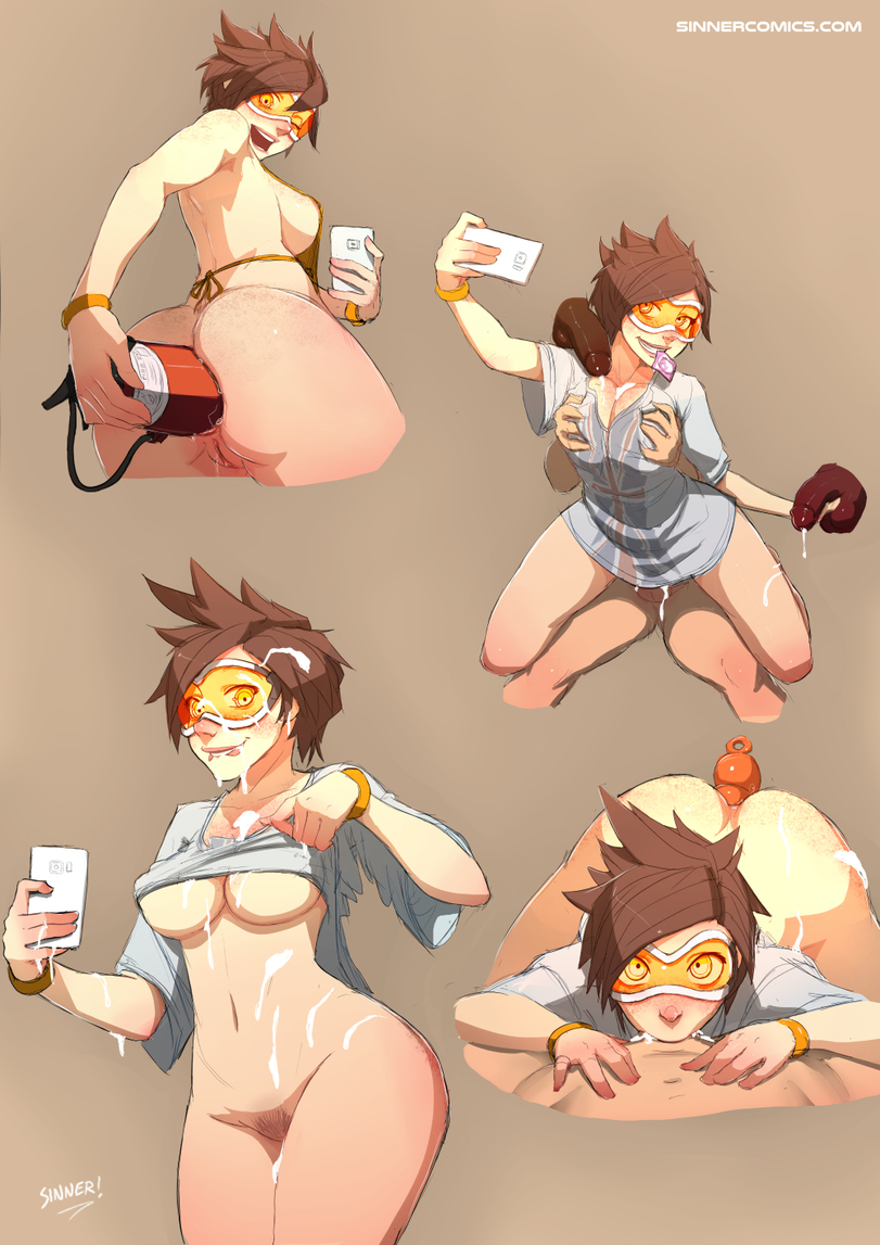 Tracer Collection Of Nudes