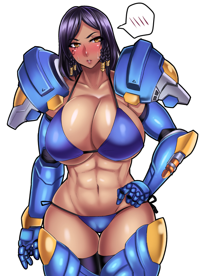 Big Tits Pharah