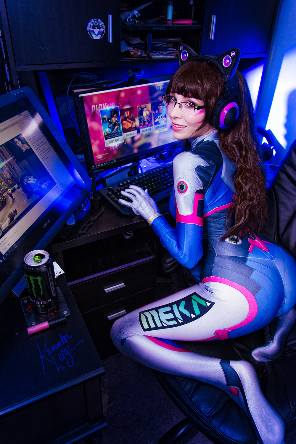 Cosplay porn tracer Tracer cosplay