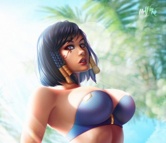 Hottest Big Tits Pharah Ever