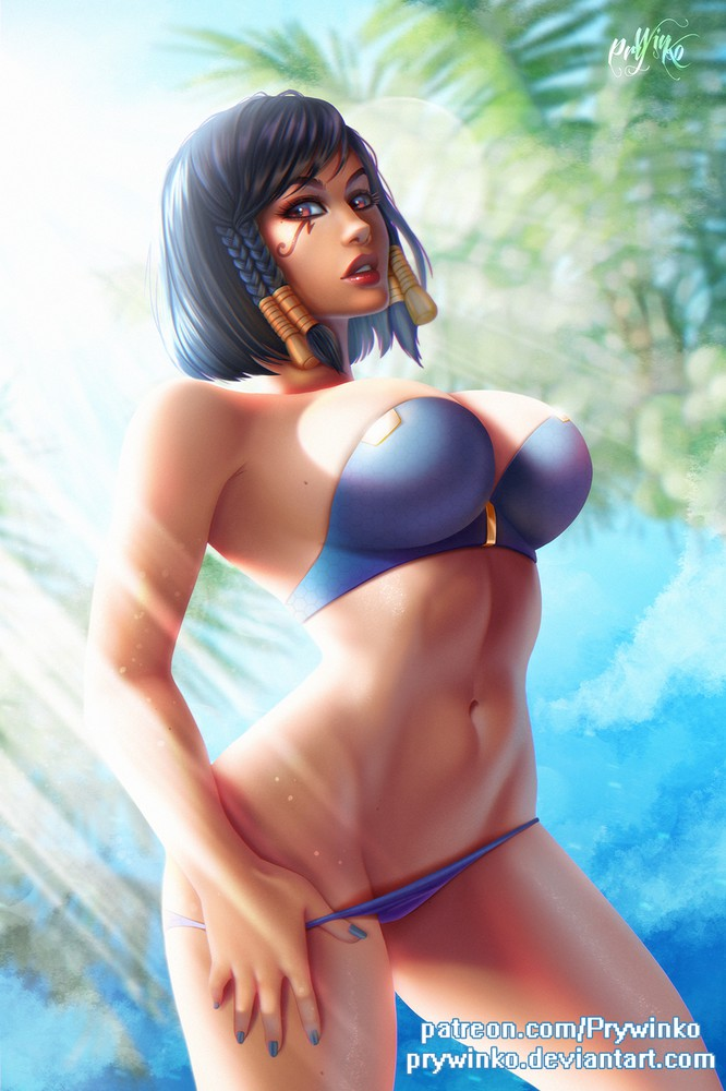Hottest Big Tits Pharah Ever