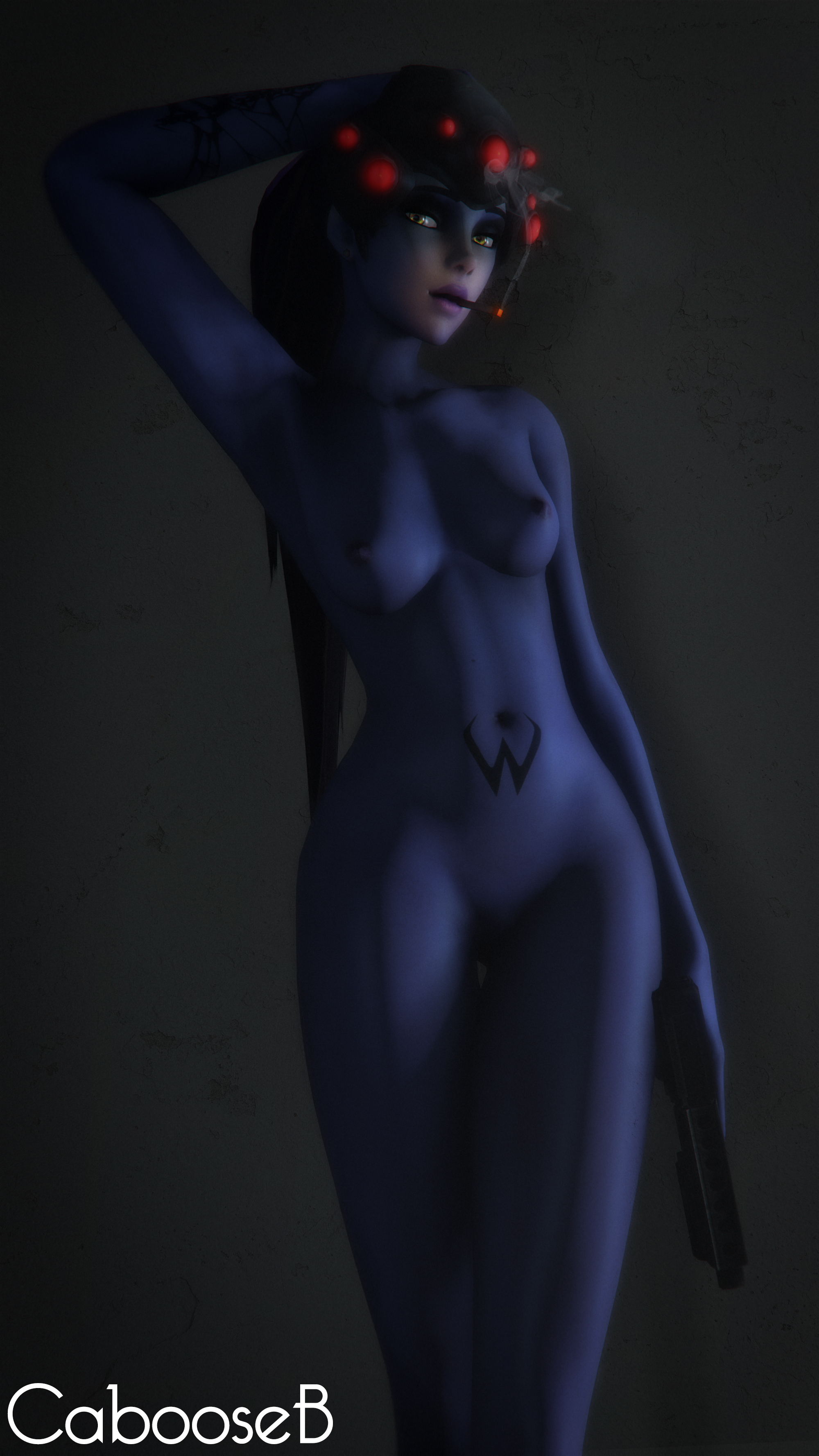 Perfect Body Widowmaker