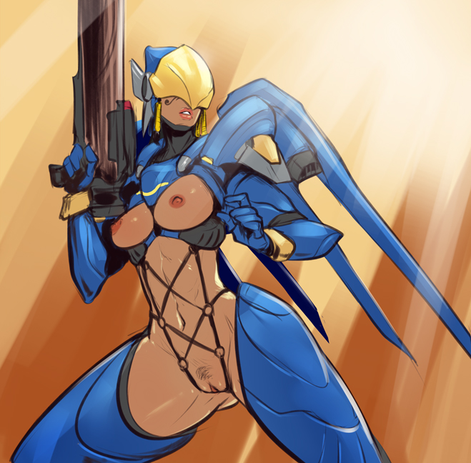 Sexy And Busty Pharah