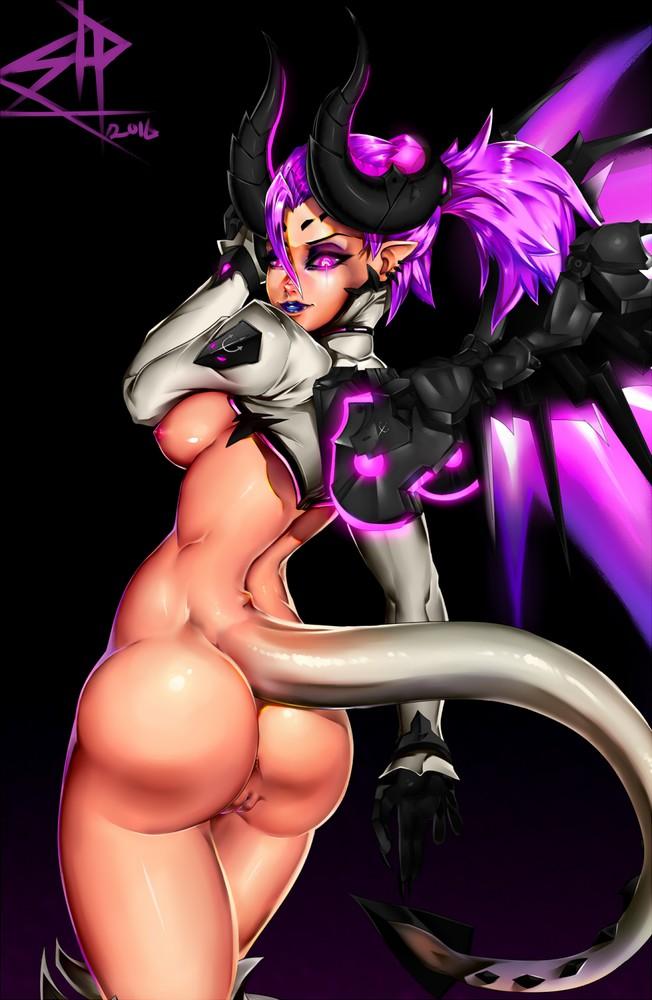 Sexy Ass Mercy