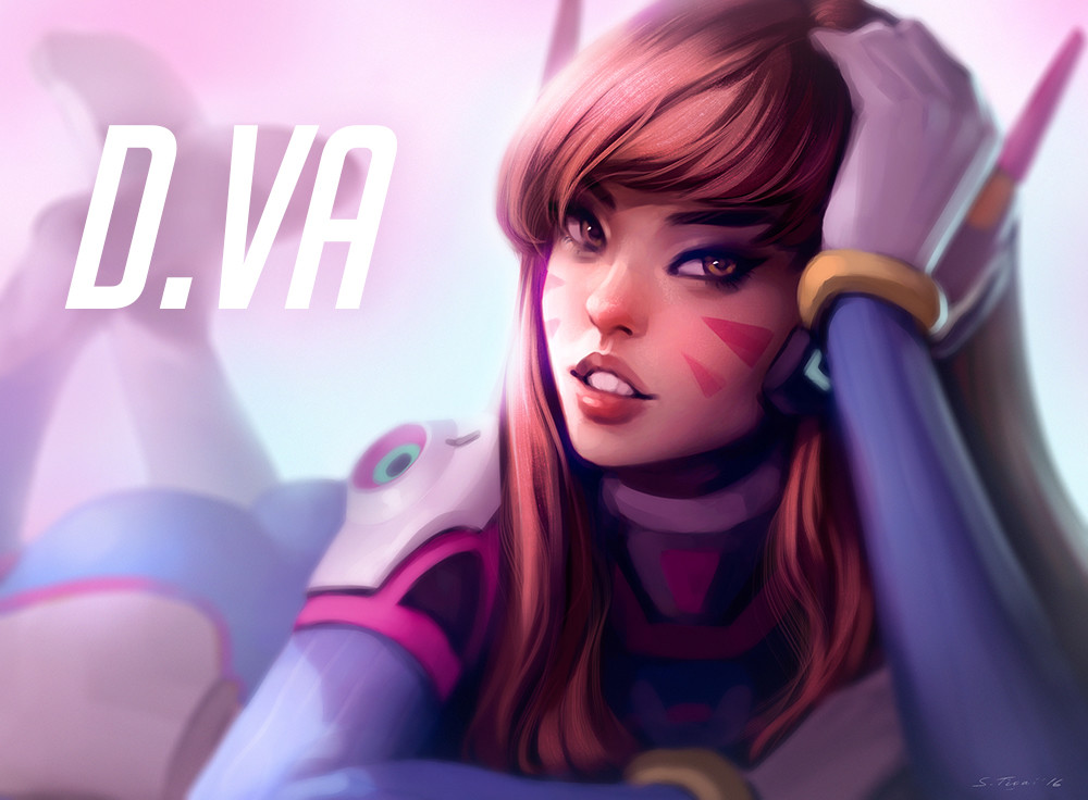Overwatch compilation with heroes getting fucked 8