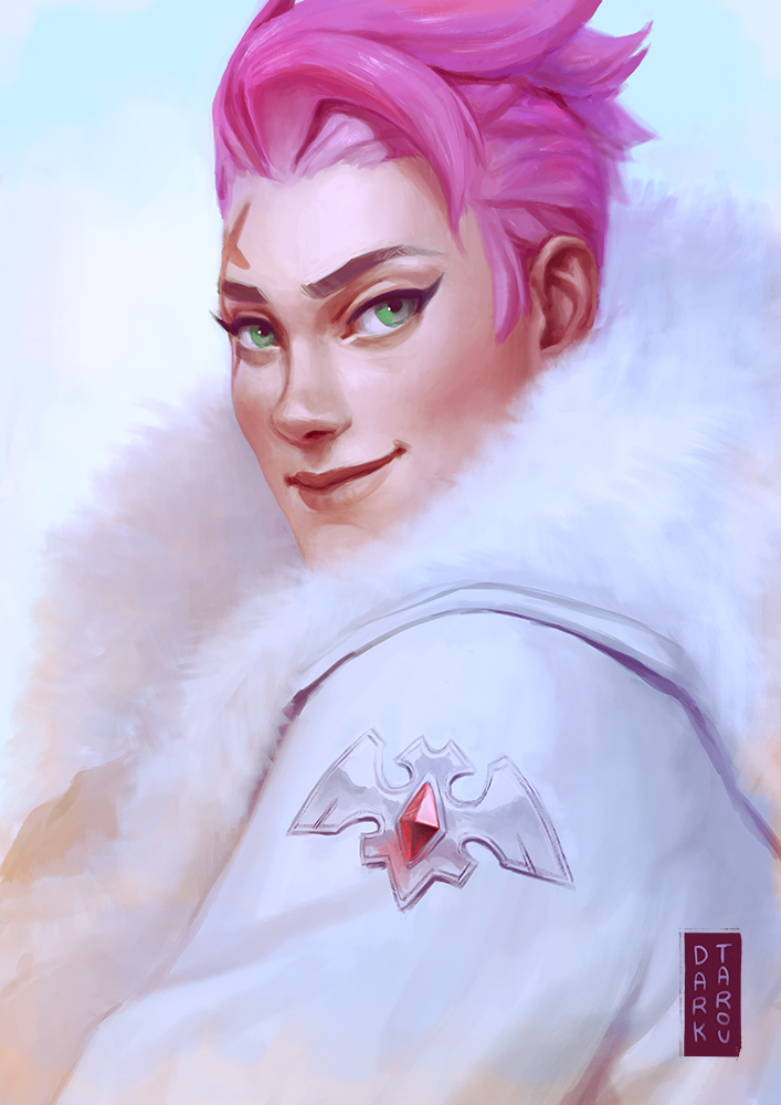 Beautiful Zarya