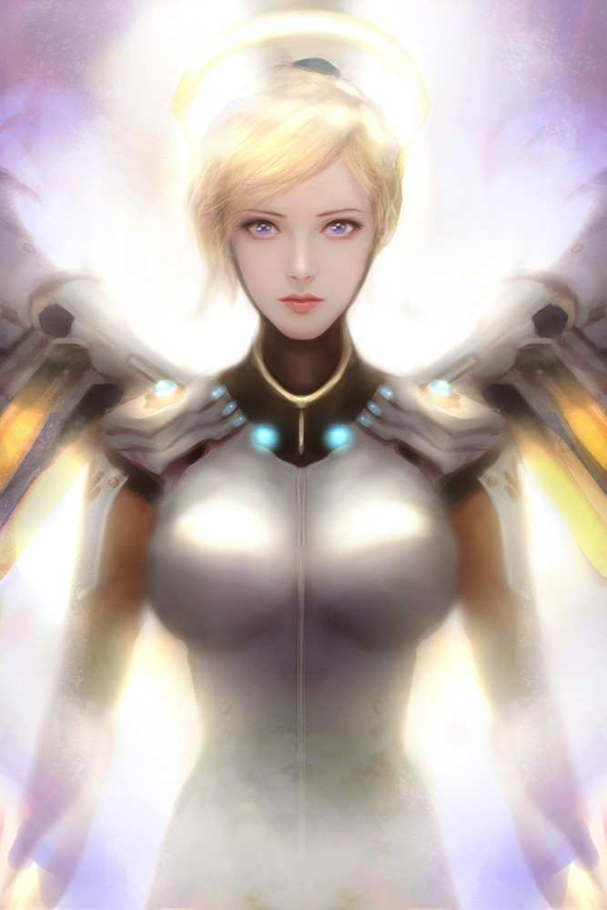 Big Tits Mercy