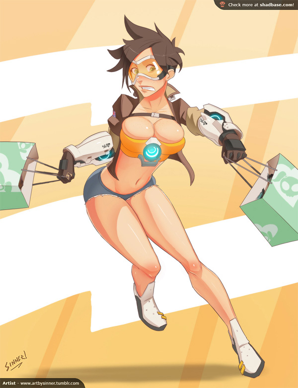 big-tits-tracer-shopping