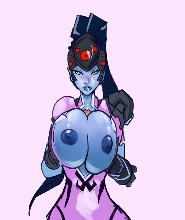 Big Tits Widowmaker