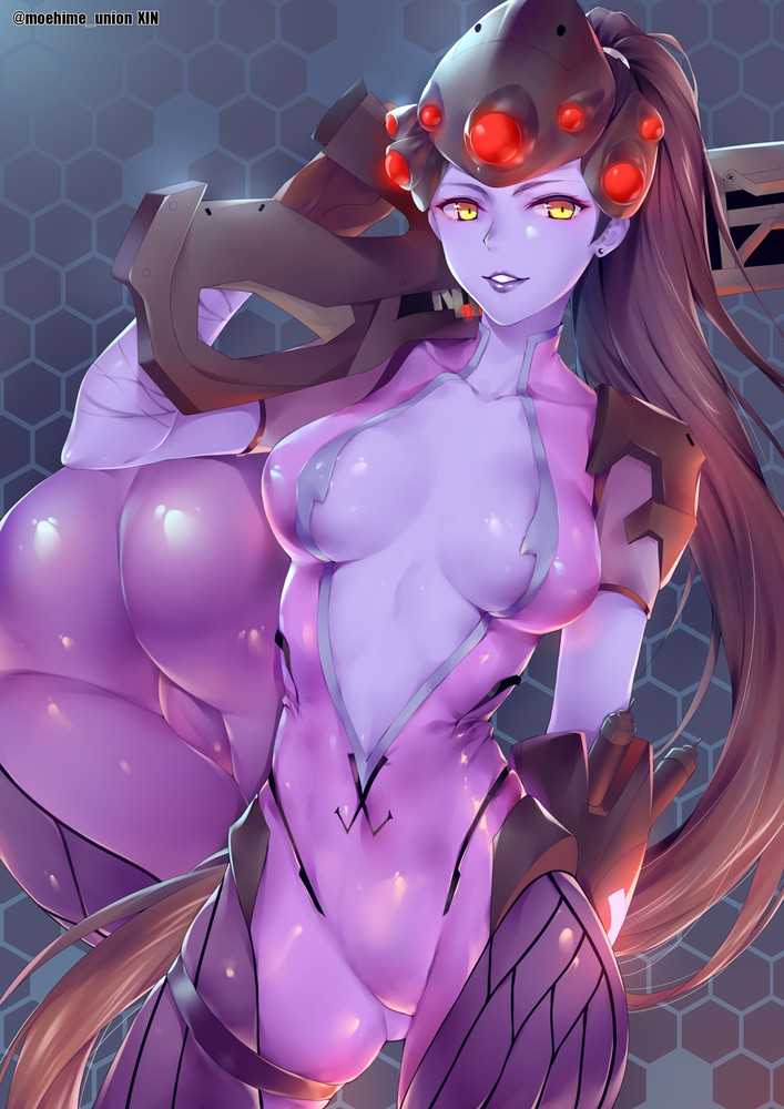 Busty Widowmaker