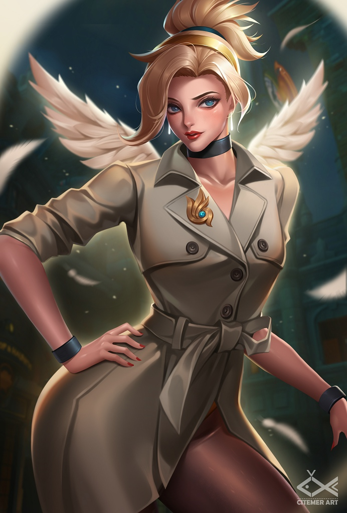 Dressed Up Mercy