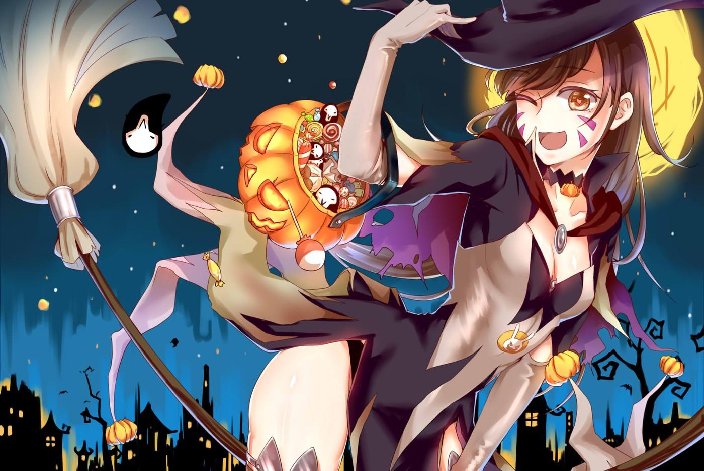 Halloween D.Va