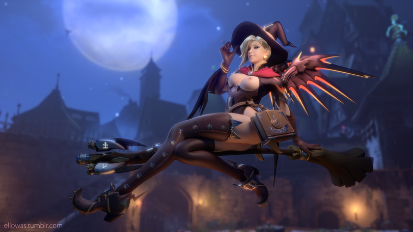 halloween-mercy
