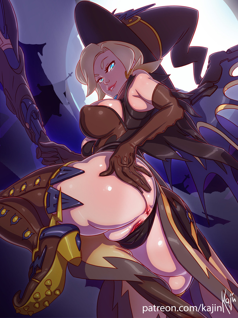 Hot Ass Mercy