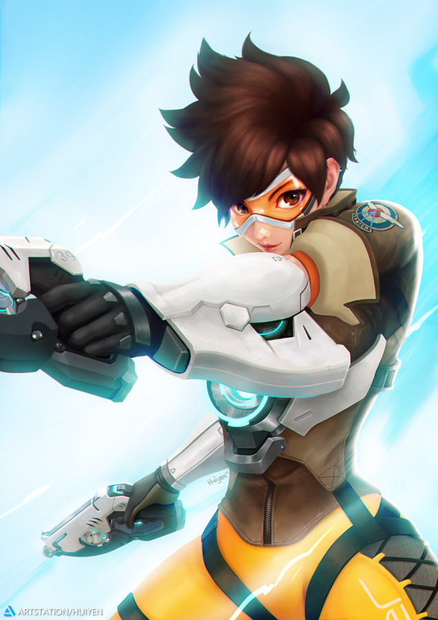 Hot Tracer