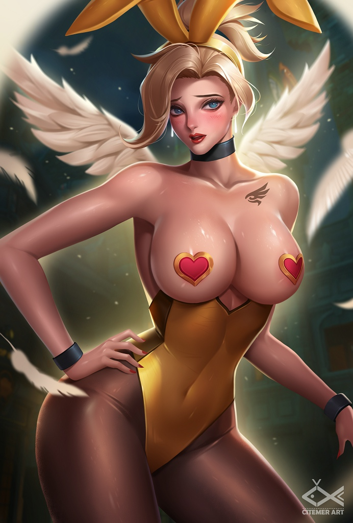 Love Nipples Mercy