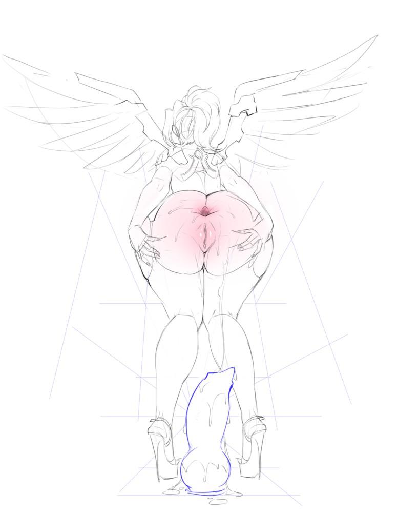 Mercy Anal Sketch