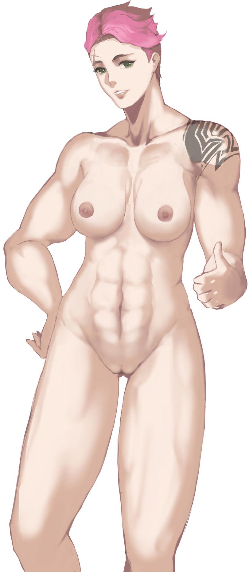 Muscular Zarya