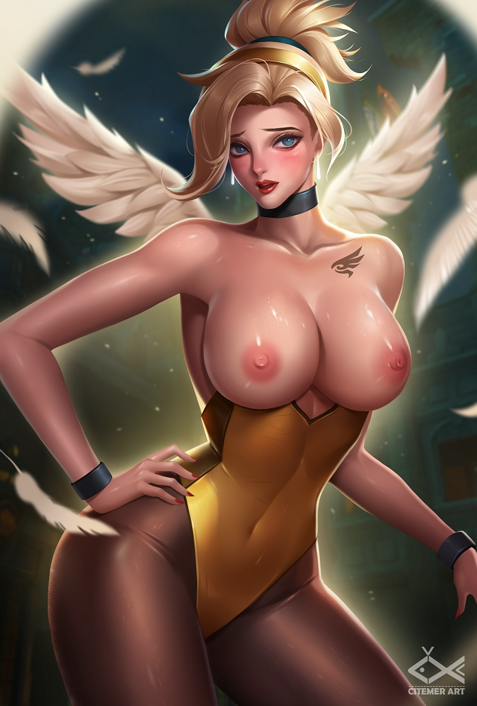 Perfect Big Boobs Mercy