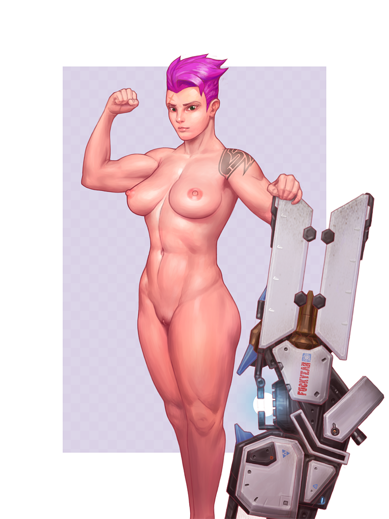 Perfect Body Zarya