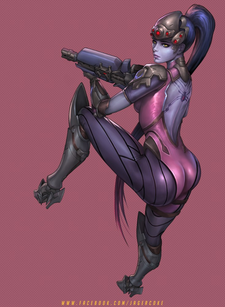 Sexy Ass Widowmaker