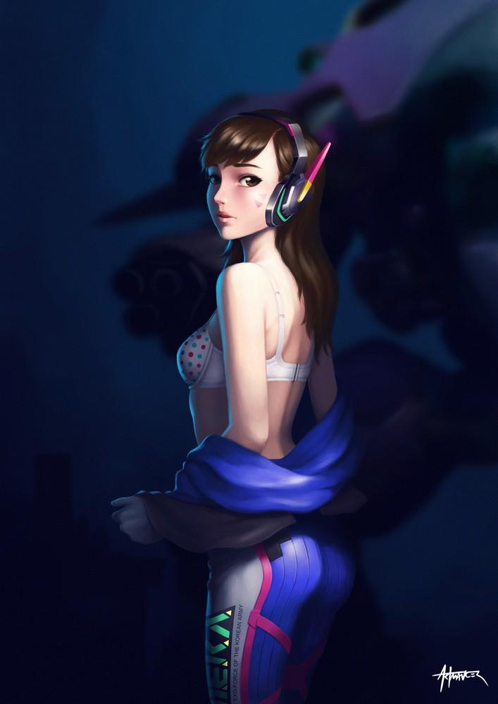 Sexy D.Va