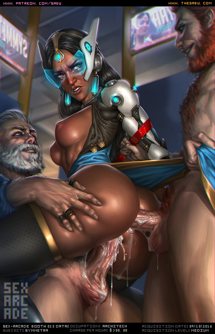 Symmetra Threesome DP