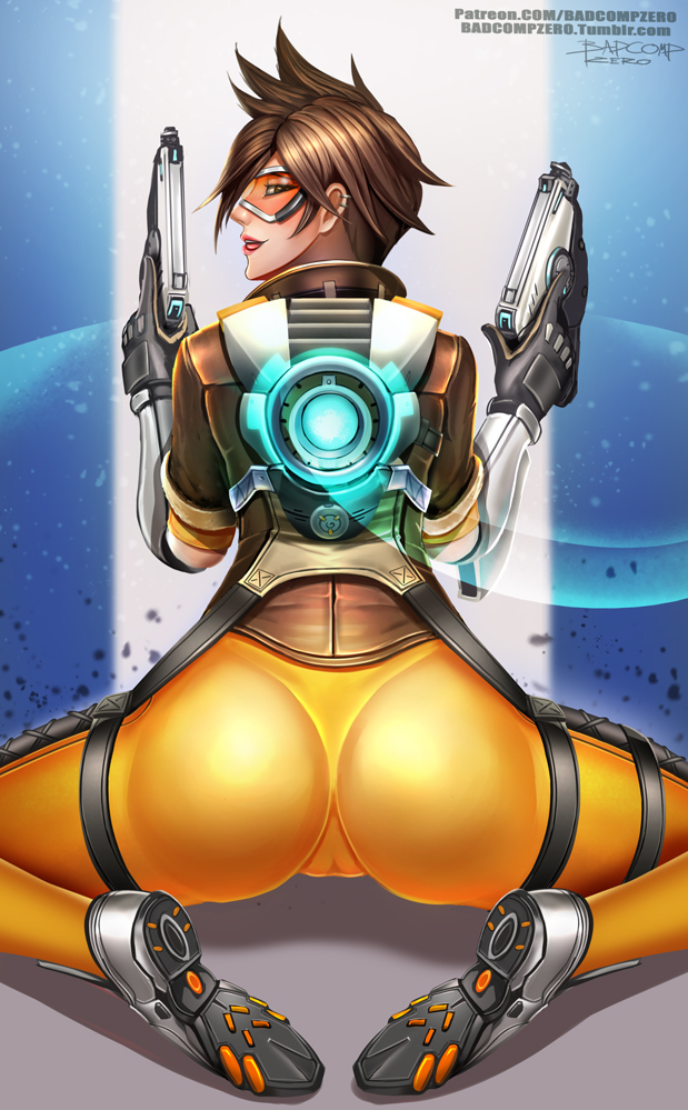 Tracer Sexy Ass