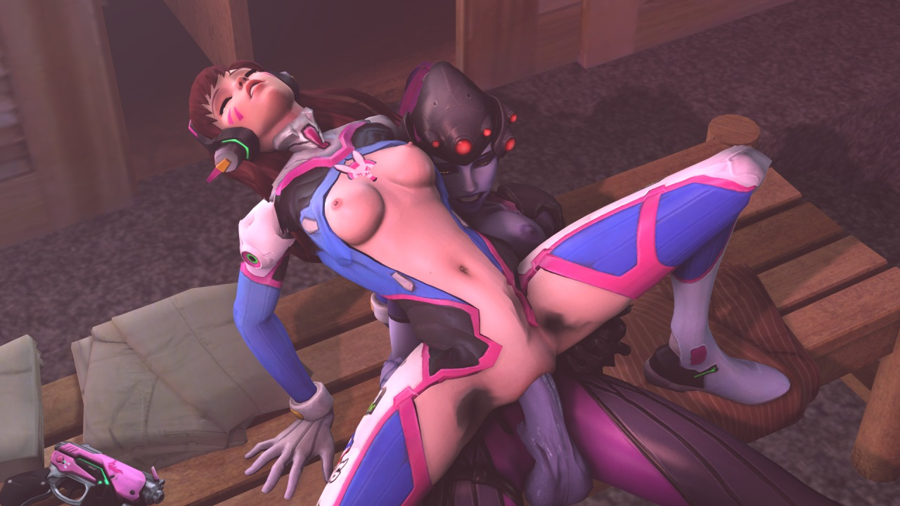 Overwatch Widowmaker Fucking Having Sex