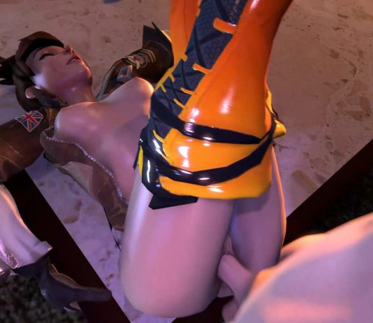 Tracer Fucked Overwatch Porn
