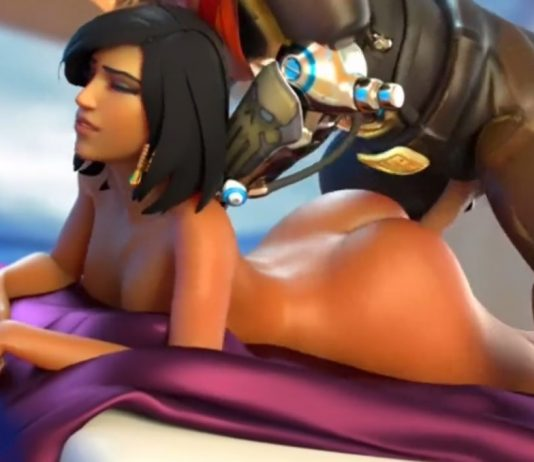 OVerwatch Porn Video